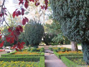Jardim do Cerco em Mafra Garden