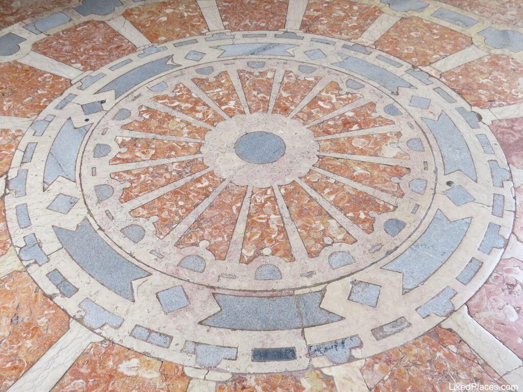 Mafra Pedras na Sala da Benção