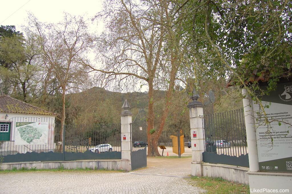 Tapada Nacional de Mafra Park Entrance