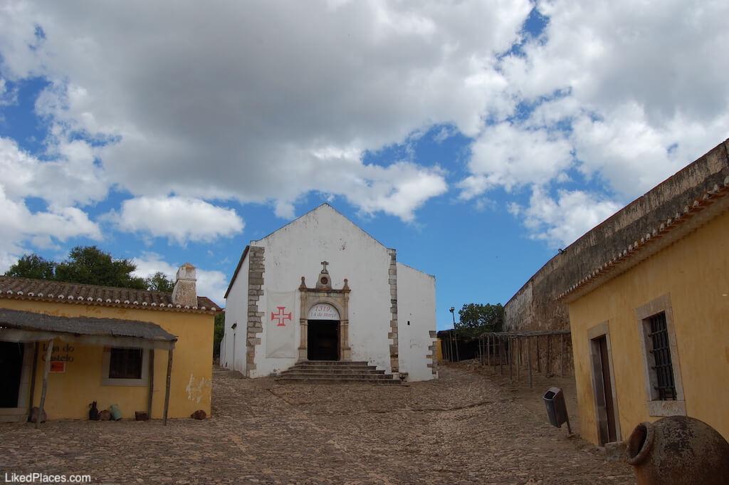 Antiga Igreja da Misericórdia, Castelo de Castro Marim