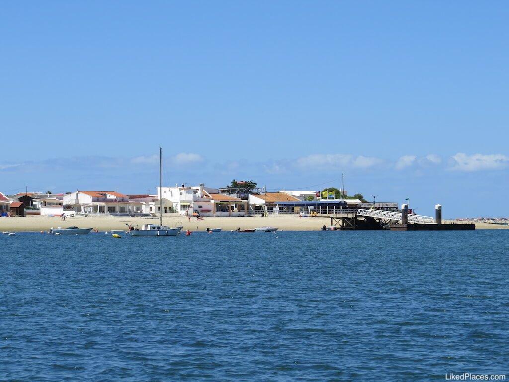 Cais da Ilha Armona