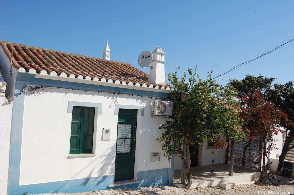 Antigas Casas da Câmara em Cacela Velha