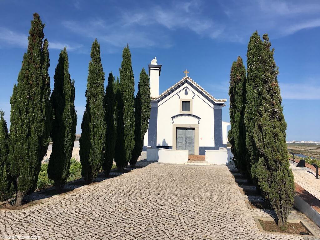 Capela de Santo António, no Revelim de Santo Antonio, em Castro Marim