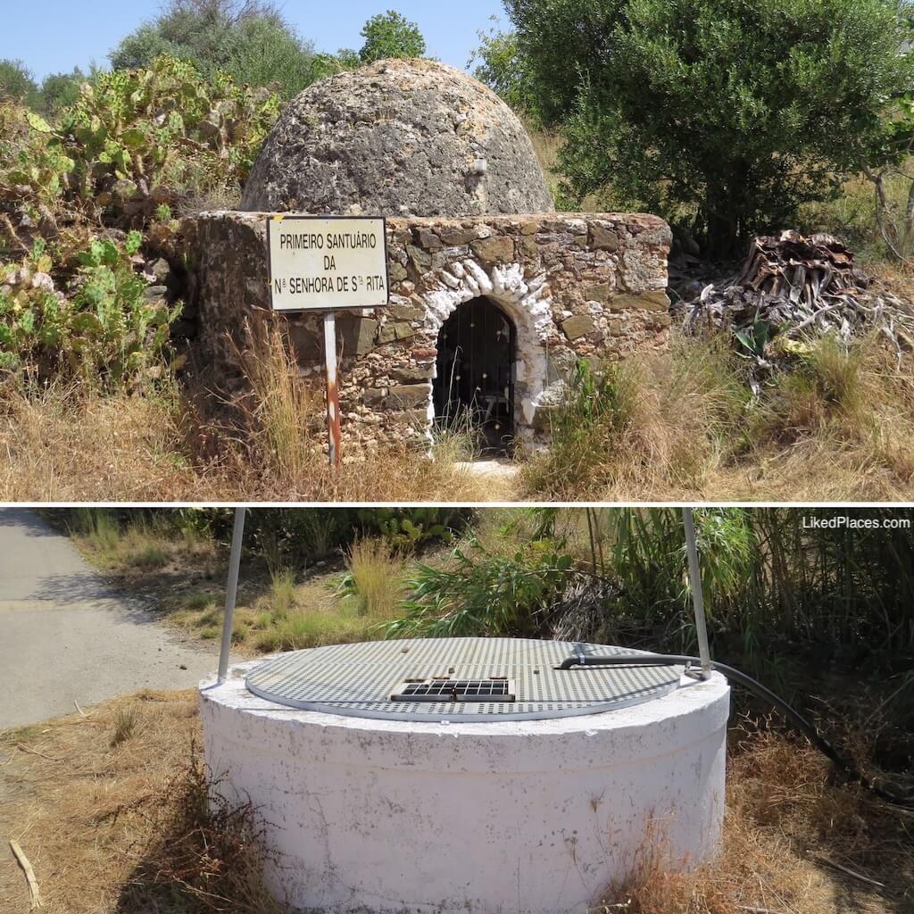Fonte e Poço de Santa Rita