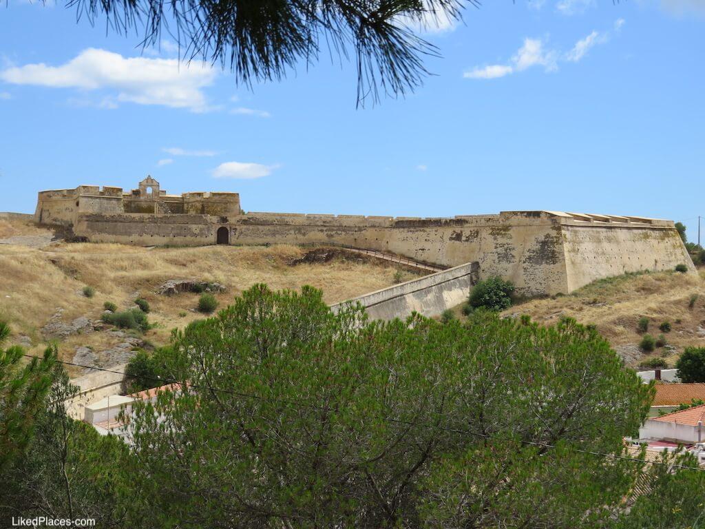 Forte de São Sebastião, Castro Marim