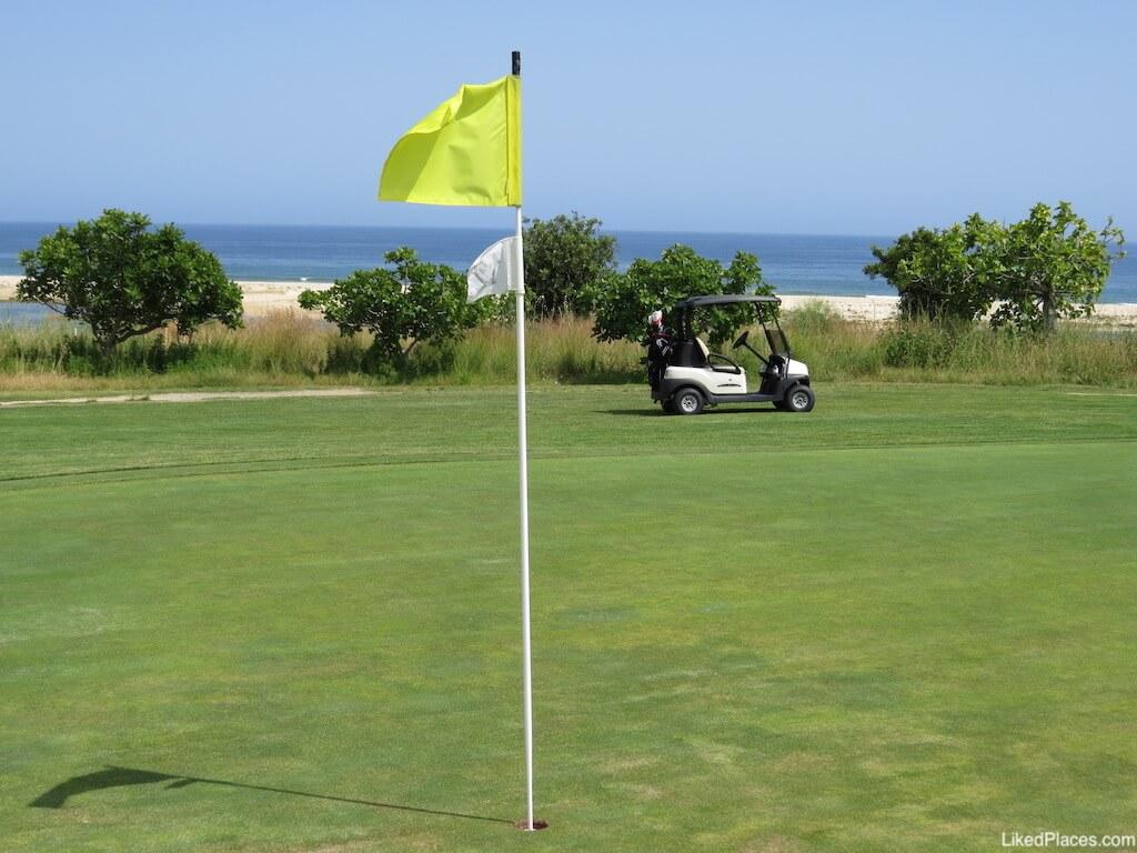 Golfe na Quinta da Ria