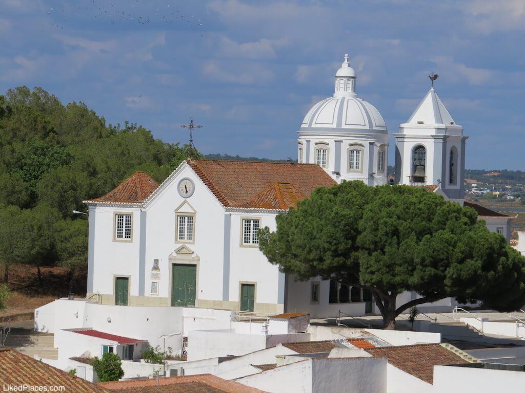 Igreja Matriz Vila Castro Marim