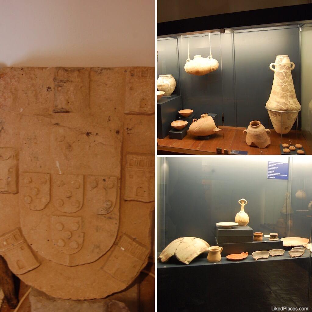 Núcleo Museológico do castelo de Castro Marim
