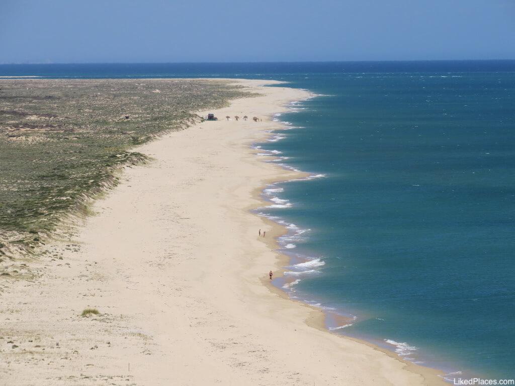 Praia da Culatra. Culatra Beach
