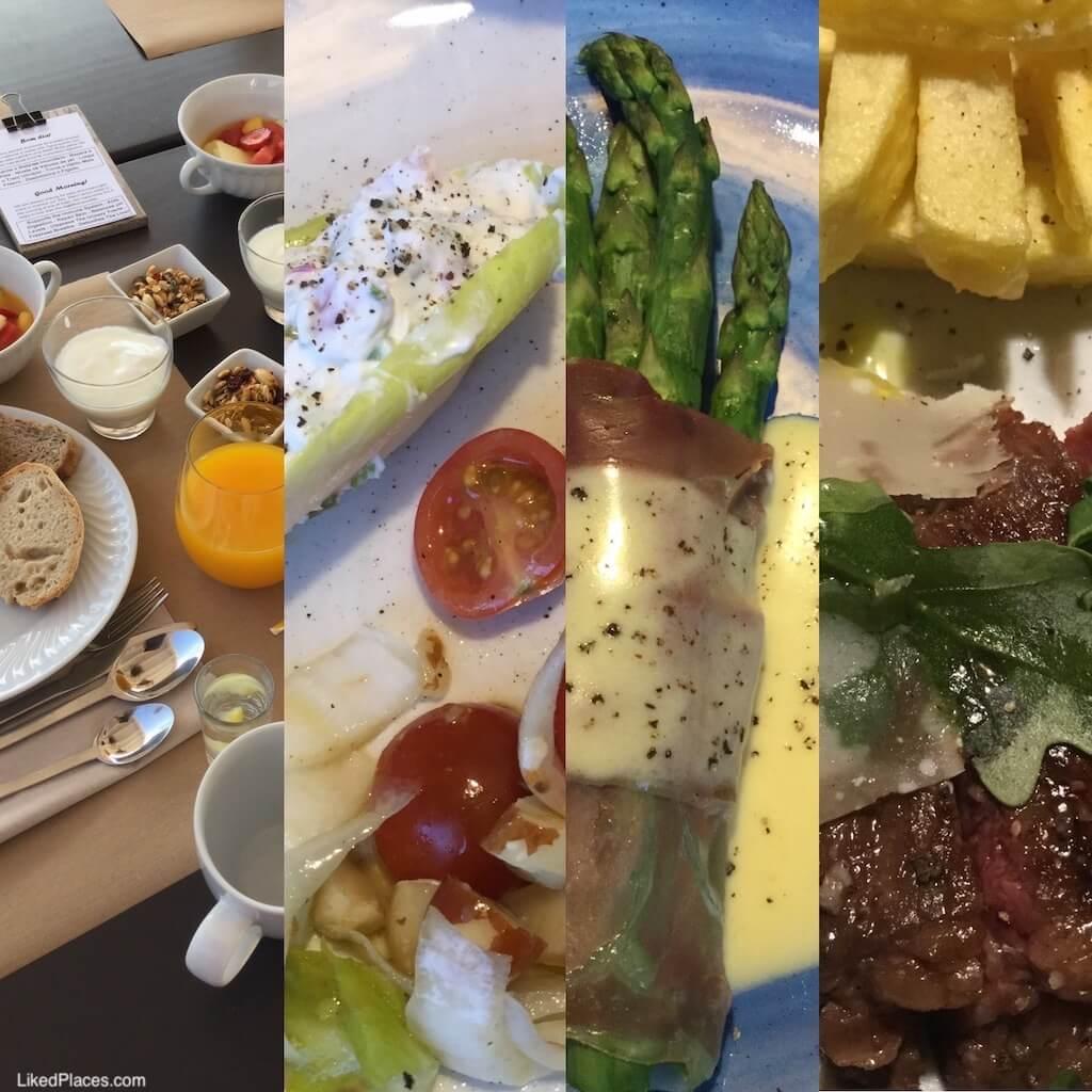 Conversas de Alpendre comida Santa Rita