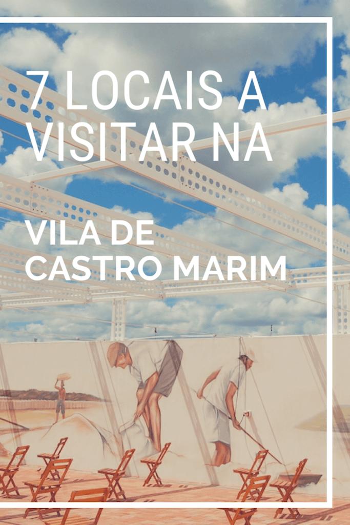 7 locais Castro Marim