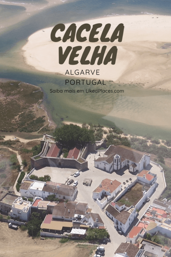 PIN Cacela Velha Algarve