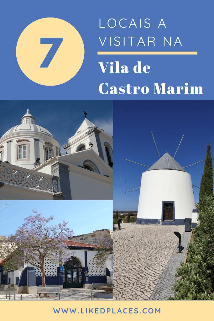 7 locais a visitar Castro Marim