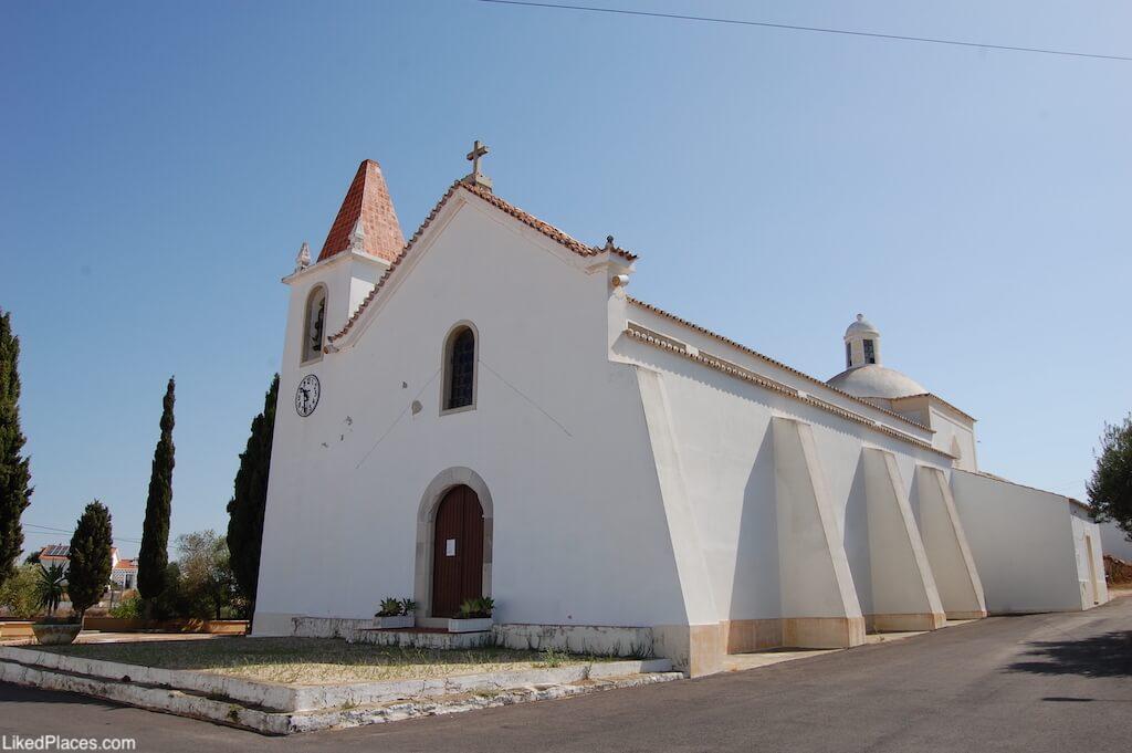 Igreja do Azinhal, Castro Marim