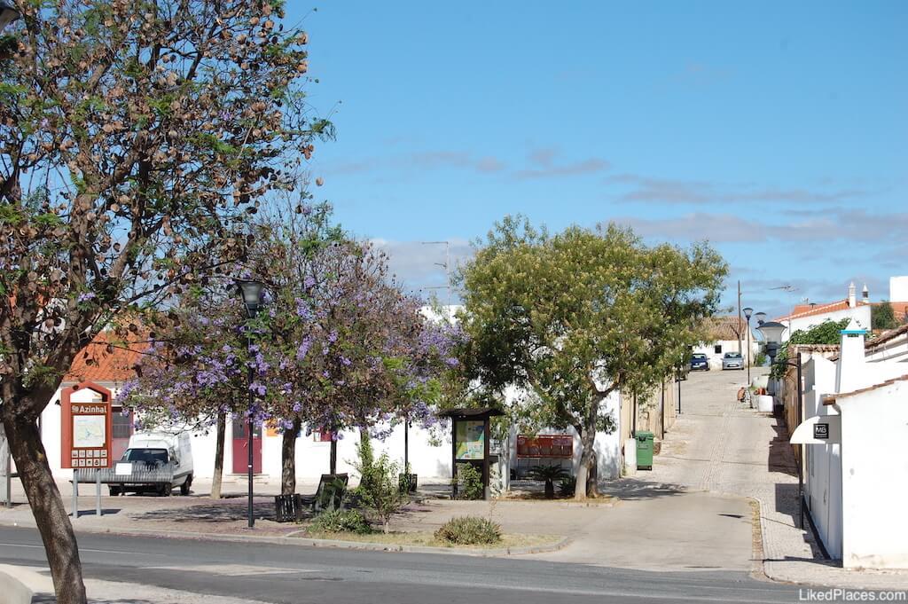 Largo do Mercado, Azinhal, Castro Marim