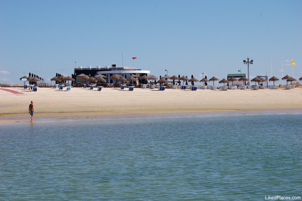 Fuzeta Praia dos Tesos