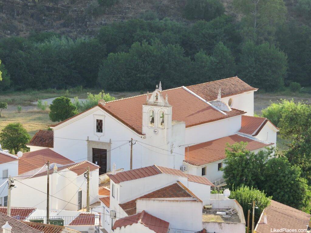 Igreja de Odeleite