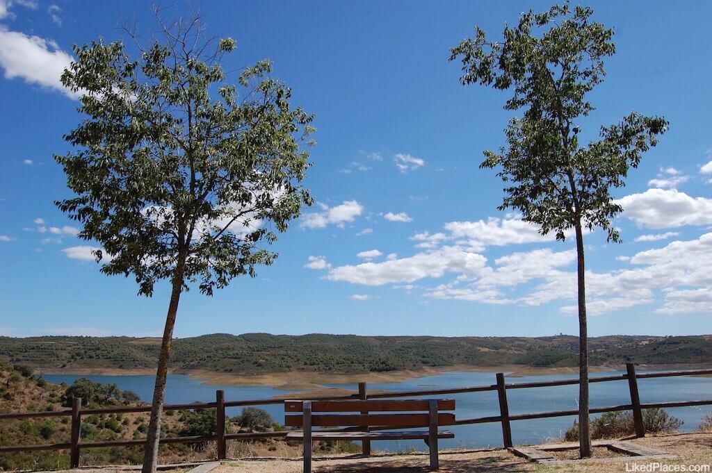 Miradouro da Barragem de Odeleite