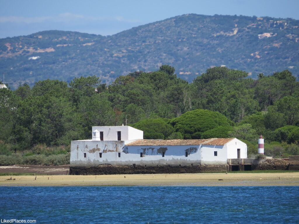 Moinho de Maré Quinta do Marim, Olhão