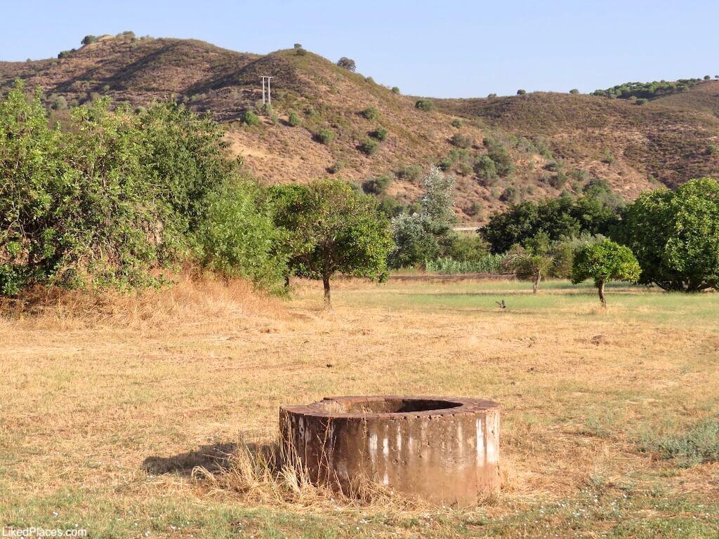 Poço em Odeleite