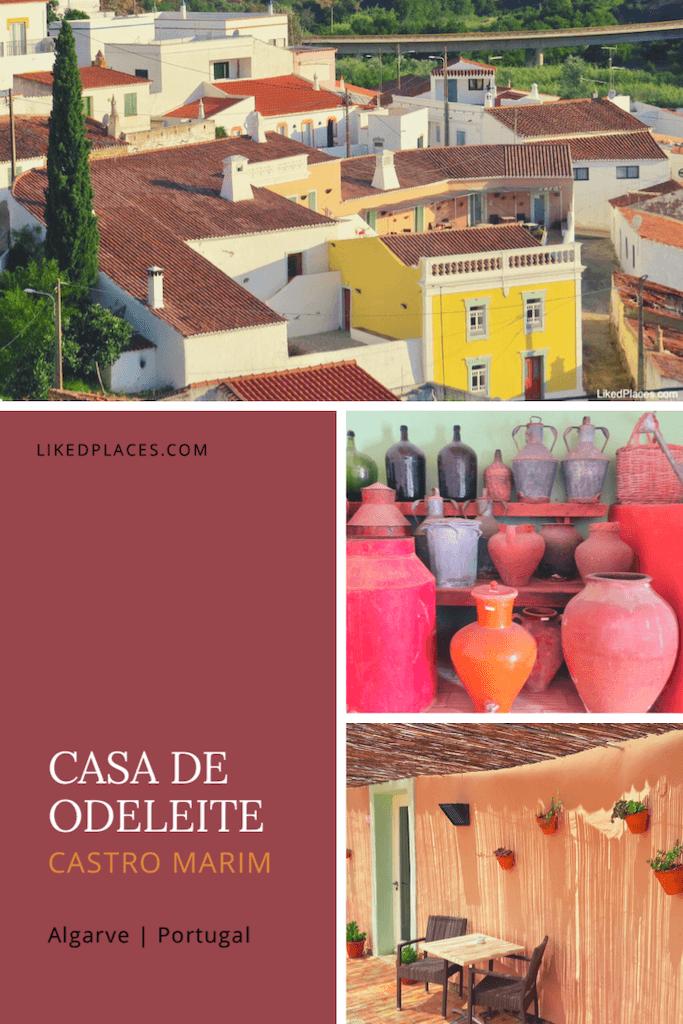 PIN Casa de Odeleite