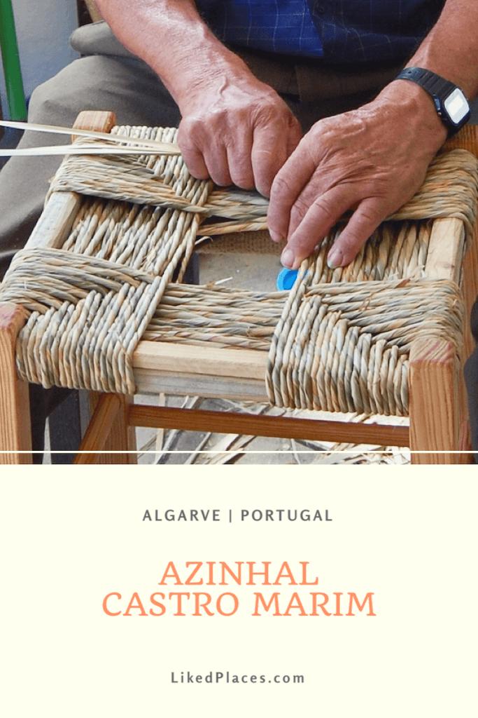 Pin Azinhal Castro Marim cestaria