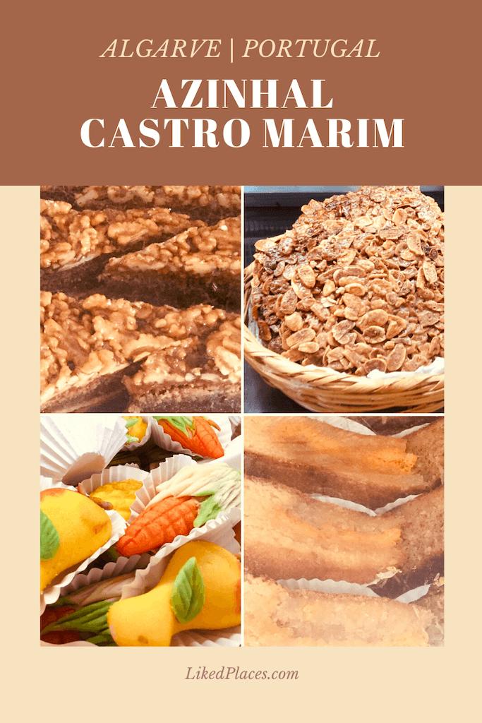 Pin Azinhal Castro Marim doces regionais
