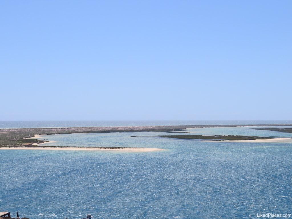 Ilha Deserta Faro