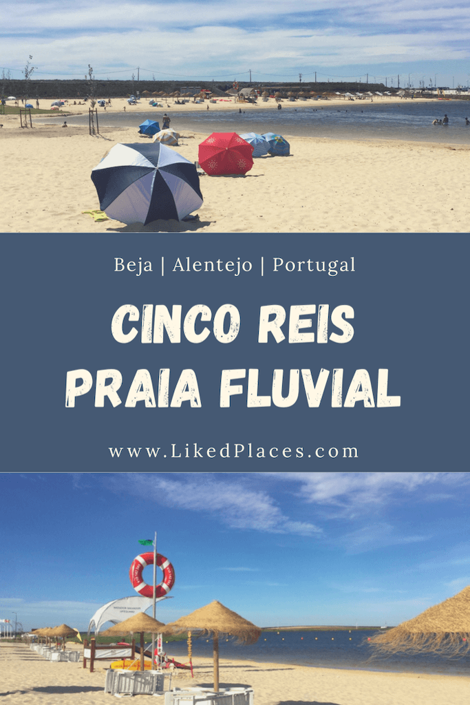 PIN 5 Reis Praia Beja