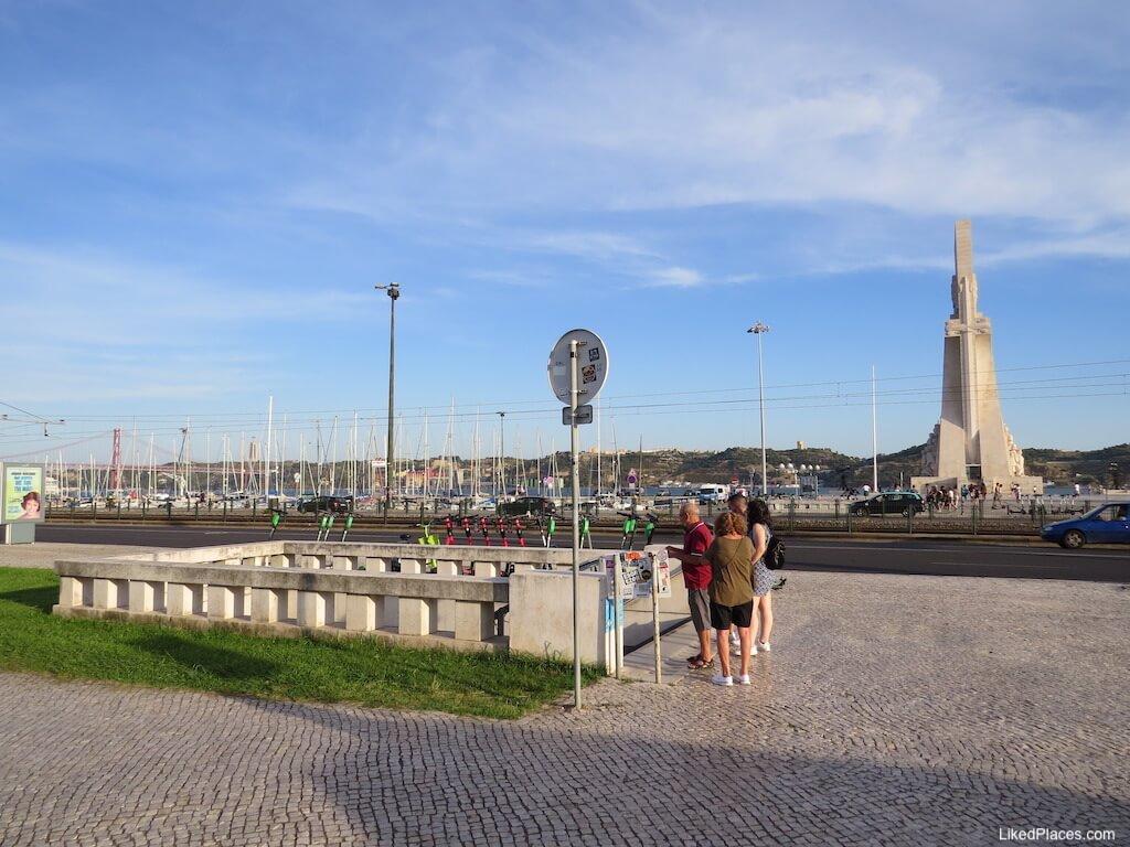 Túnel de Acesso ao Padrão dos Descobrimentos, Lisboa