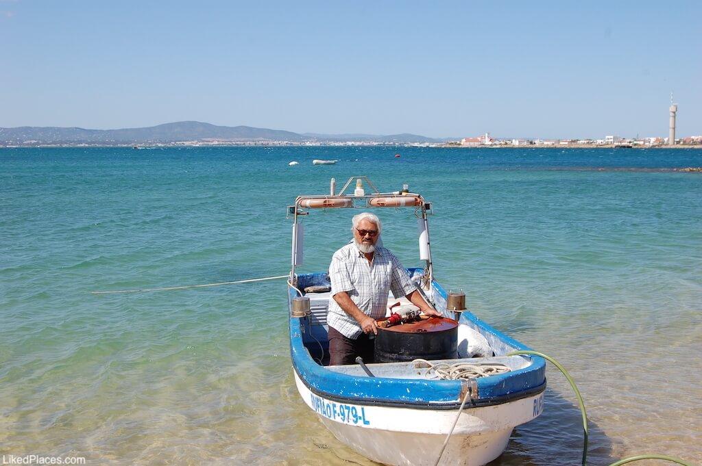 Sr Alves Ilha Deserta Faro