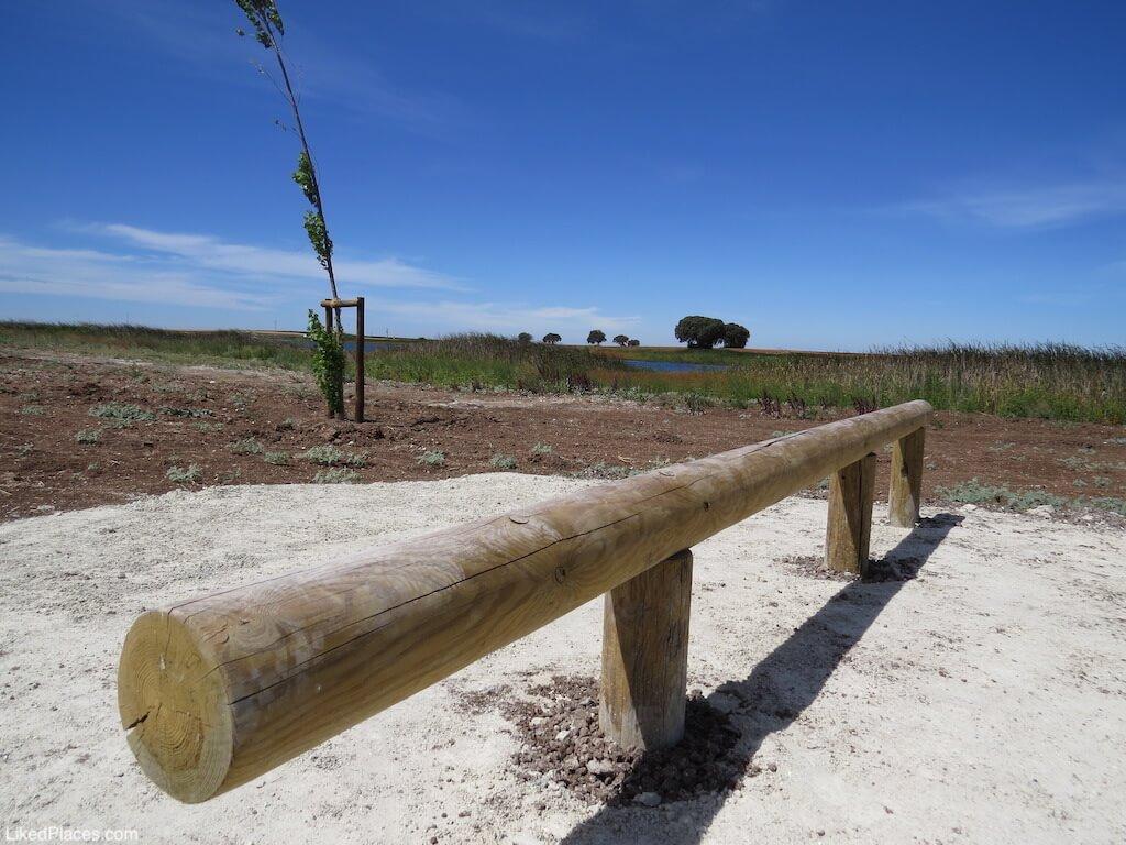 Circuito de manutenção Parque Fluvial 5 reis Beja