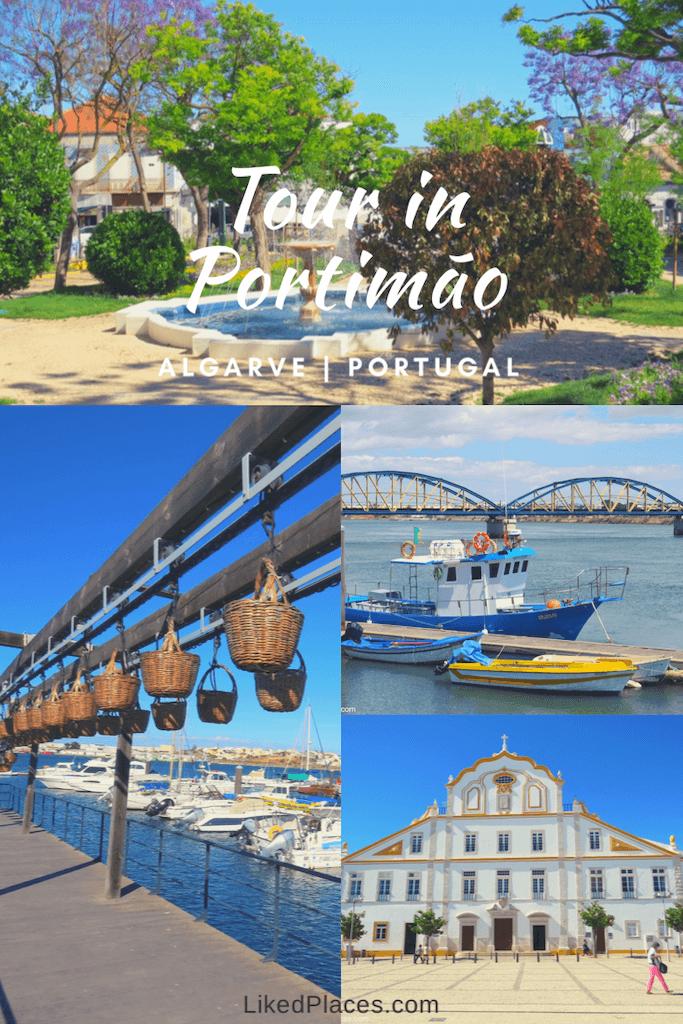 PIN Portimao self guided walking tour
