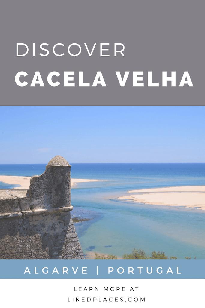 PIN view of Ria Formosa from Cacela Velha
