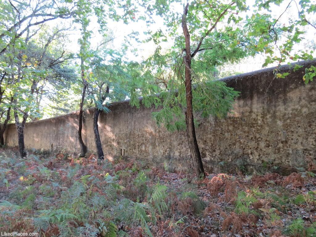 Muro da Tapada de Mafra