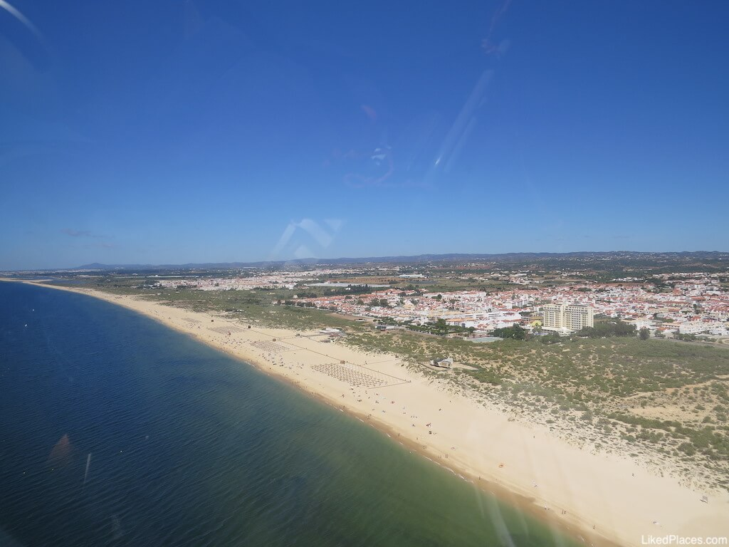 Praia de Alagoa (Altura), Castro Marim, Algarve