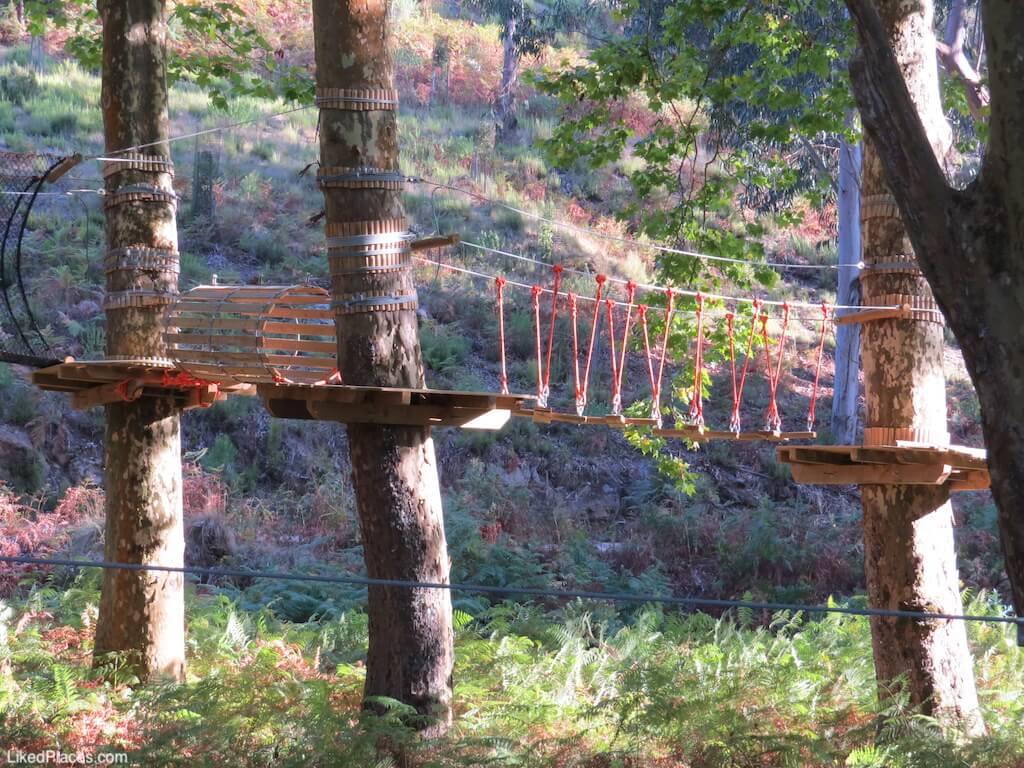 Tapada de Mafra Arborismo
