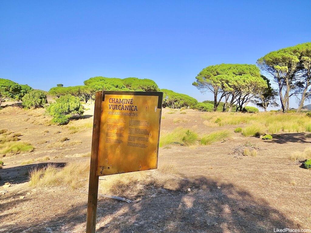 Tapada de Mafra Chaminé Vulcânica