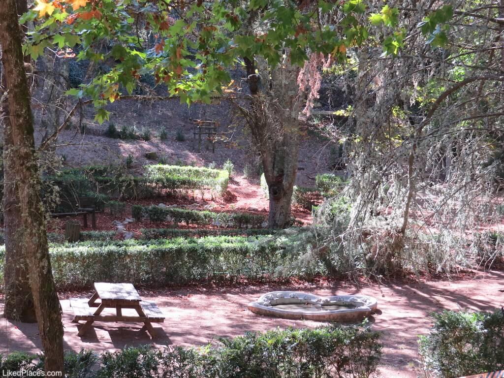 Jardim Romântico Tapada de Mafra