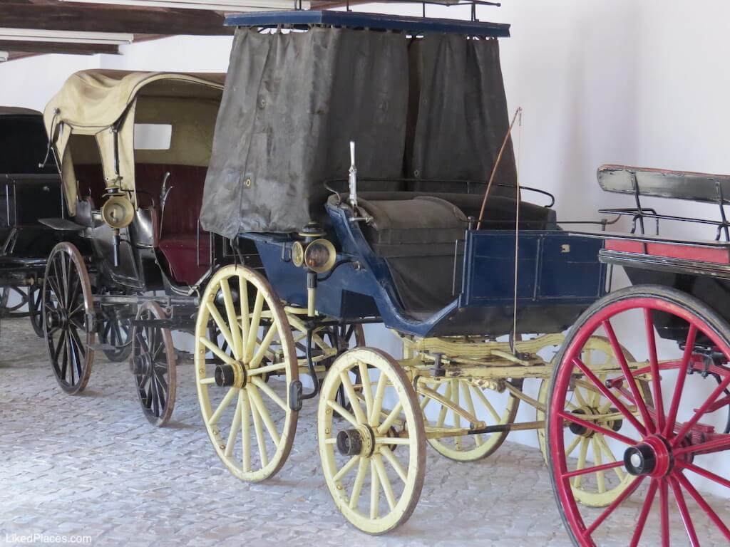 Tapada de Mafra Museu dos Coches e das Carruagens