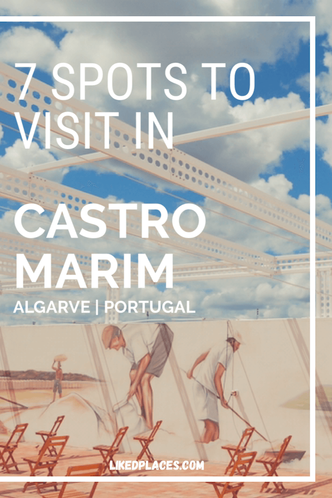 PIN Castro Marim Casa do Sal, Algarve, Portugal