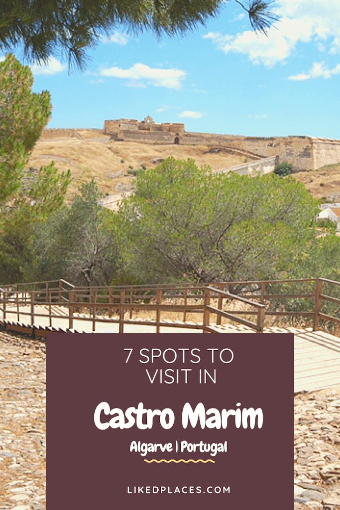 PIN 7 spots to visit in Castro Marim, Algarve