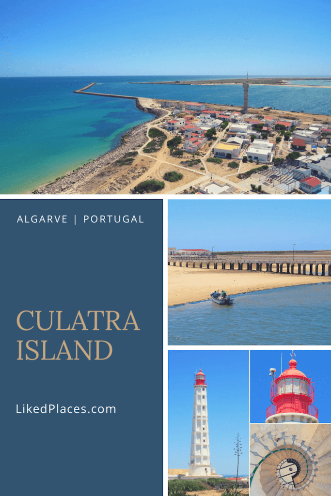 PIN Culatra Island Algarve