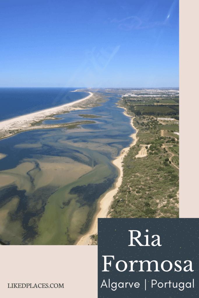 PIN Ria Formosa Algarve