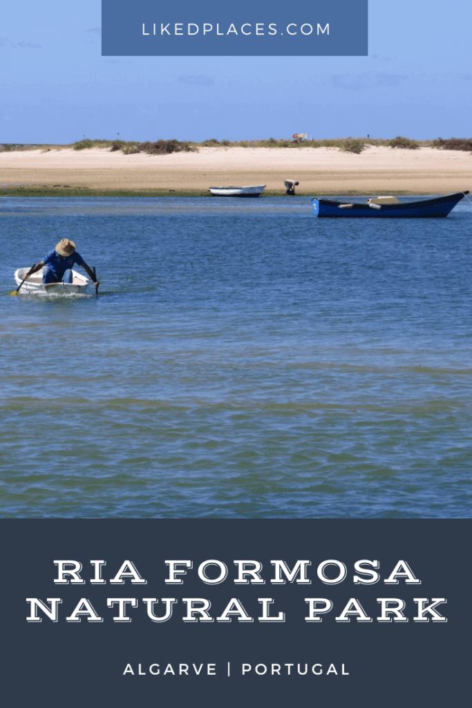 PIN Ria Formosa Natural Park