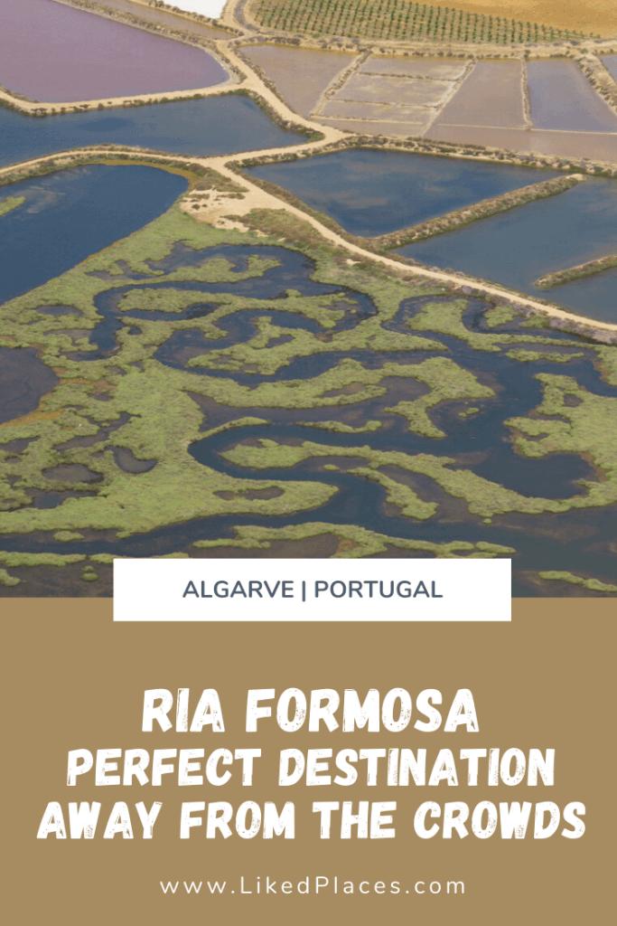 PIN Ria Formosa Algarve Portugal