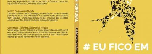 Capa e contracapa Livro #EuFIcoEmPortugal ABVP