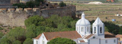 Castelo e Igreja Matriz de Castro Marim
