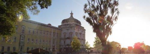 Jardim do Cerco e Palácio de Mafra Entrance Garden