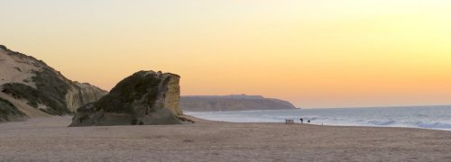 Pôr do Sol Praia do Meco Super Bock Super Rock